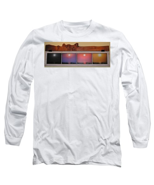Paper Sun Long Sleeve T-Shirt
