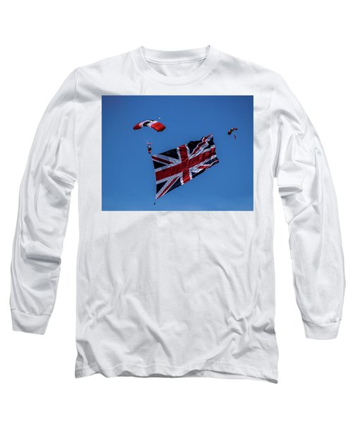 Parachutist Long Sleeve T-Shirt