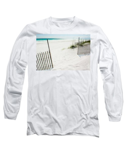 Paradise Scenery Long Sleeve T-Shirt by Shelby  Young