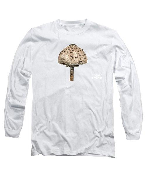 Parasol Mushroom Long Sleeve T-Shirt