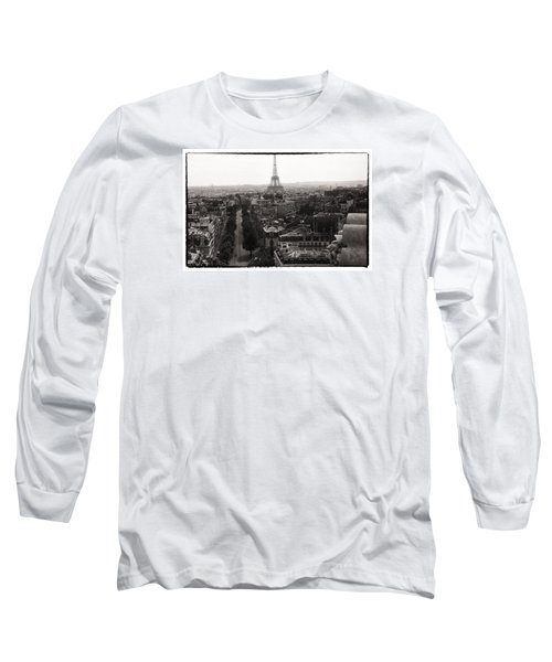 Paris 1966 Long Sleeve T-Shirt