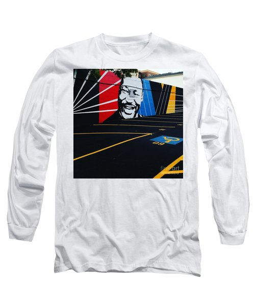 Park And Lead Or Leave And Follow Long Sleeve T-Shirt
