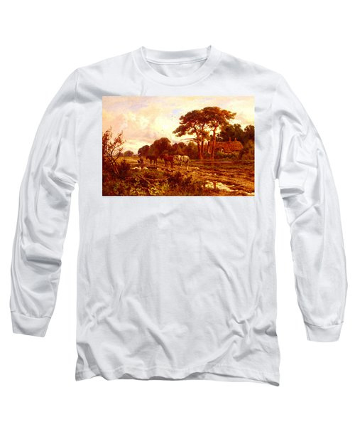 Parker Henry H The End Of The Day Long Sleeve T-Shirt