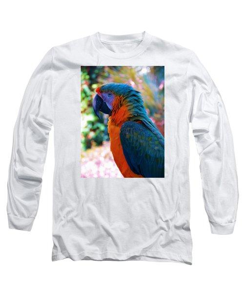 Parrot 4 Long Sleeve T-Shirt