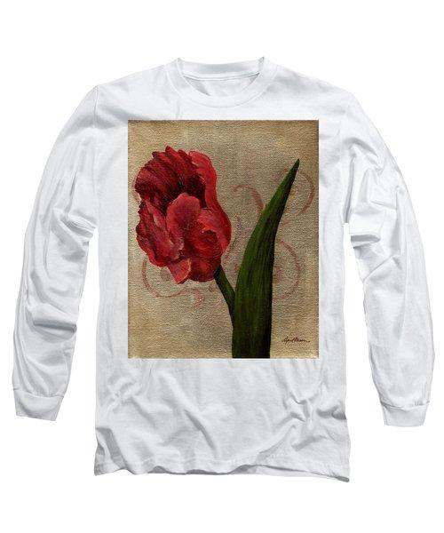 Parrot Tulip I Long Sleeve T-Shirt