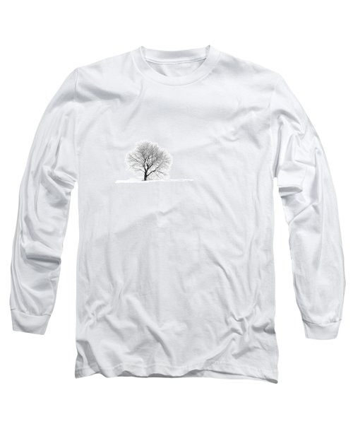Part Of Me Will Always Be Waiting For You Long Sleeve T-Shirt