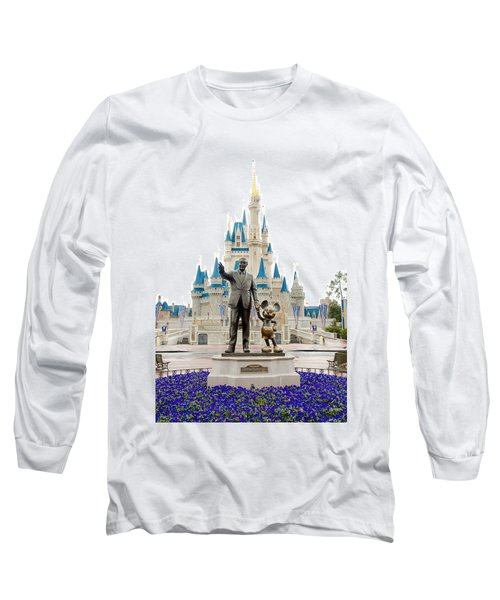 Partners Long Sleeve T-Shirt by Greg Fortier