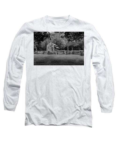 Passing Through The Cove Long Sleeve T-Shirt