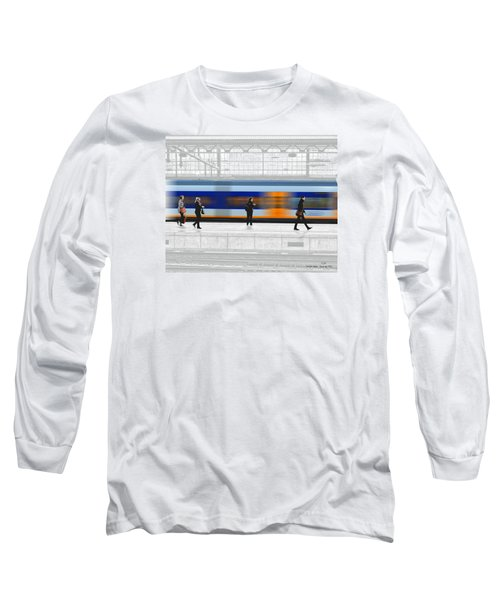 Passing Train Long Sleeve T-Shirt