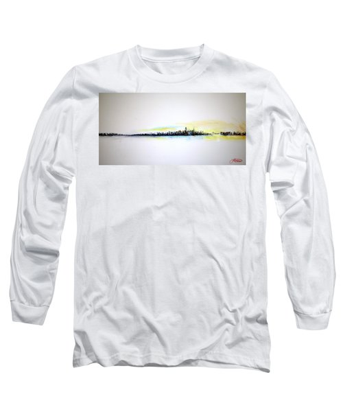 Pastel Morning Long Sleeve T-Shirt