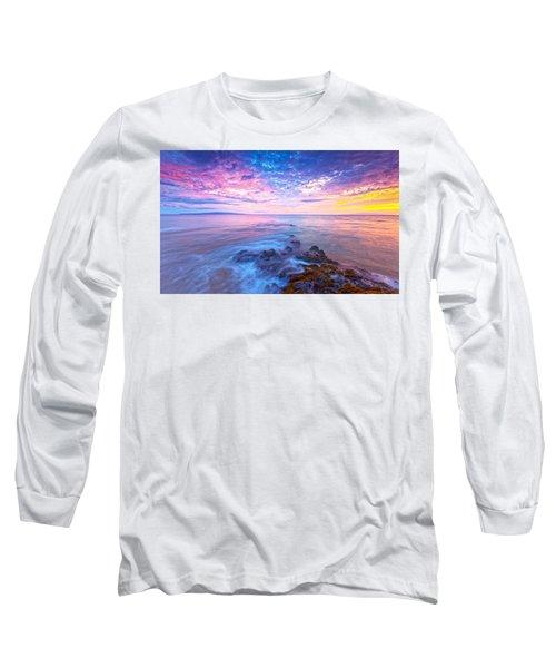 Pastel Skies Long Sleeve T-Shirt