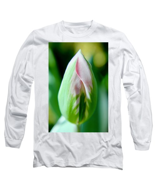 Pastel Tulip Long Sleeve T-Shirt