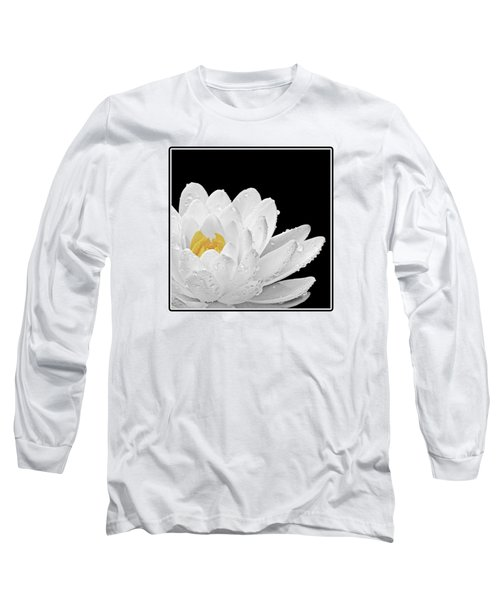 Patch Of Gold Long Sleeve T-Shirt by Gill Billington