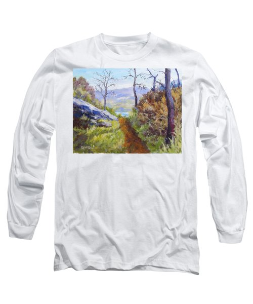 Path To The Water Long Sleeve T-Shirt