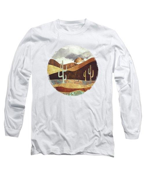 Patina Desert Long Sleeve T-Shirt
