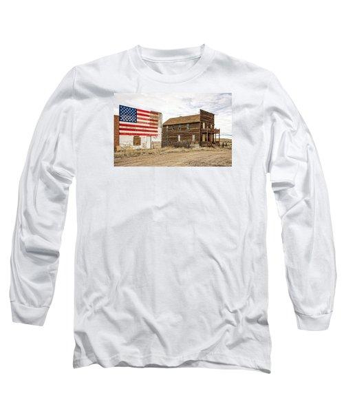 Patriotic Bordello Long Sleeve T-Shirt