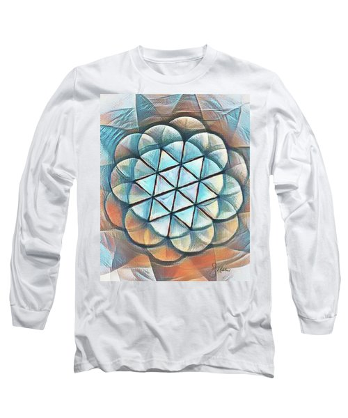 Patterns Of Life Long Sleeve T-Shirt
