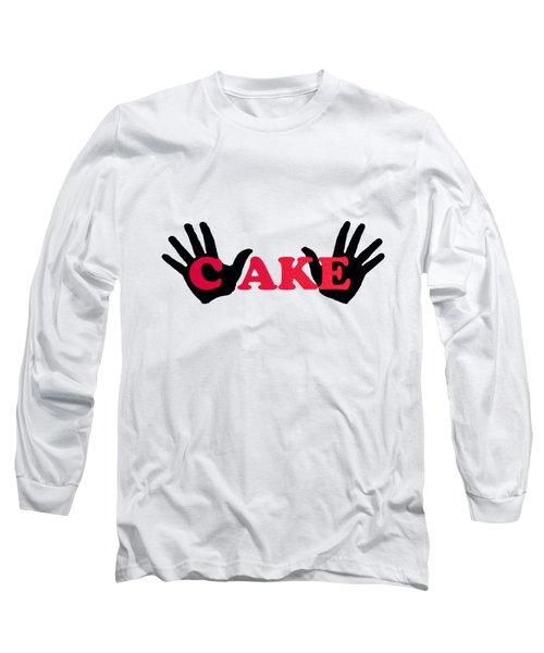 Patty Cake Long Sleeve T-Shirt