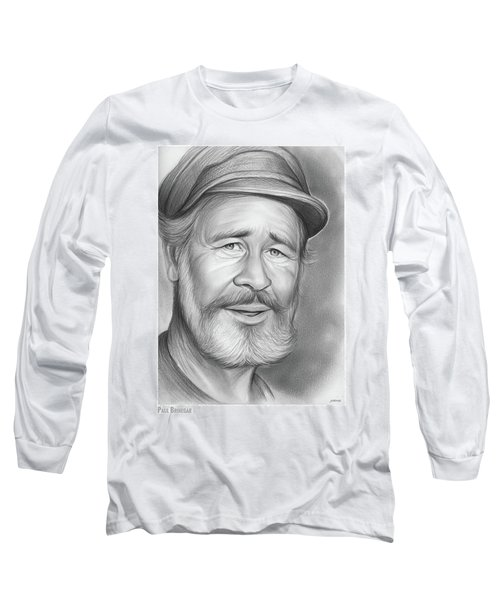 Paul Brinegar Long Sleeve T-Shirt