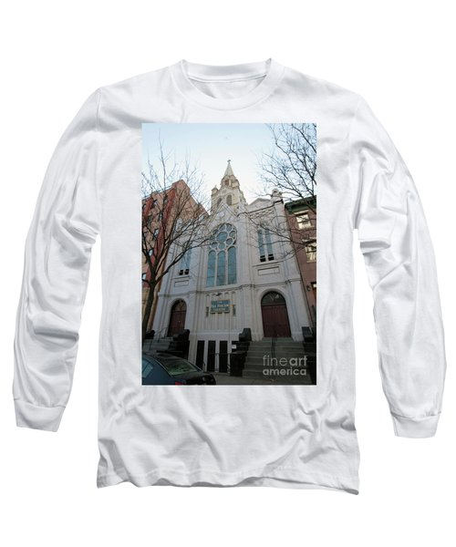 Paul Roberson Theatre  Long Sleeve T-Shirt
