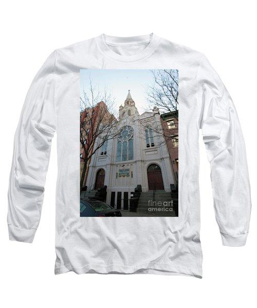 Paul Roberson Theatre  Long Sleeve T-Shirt