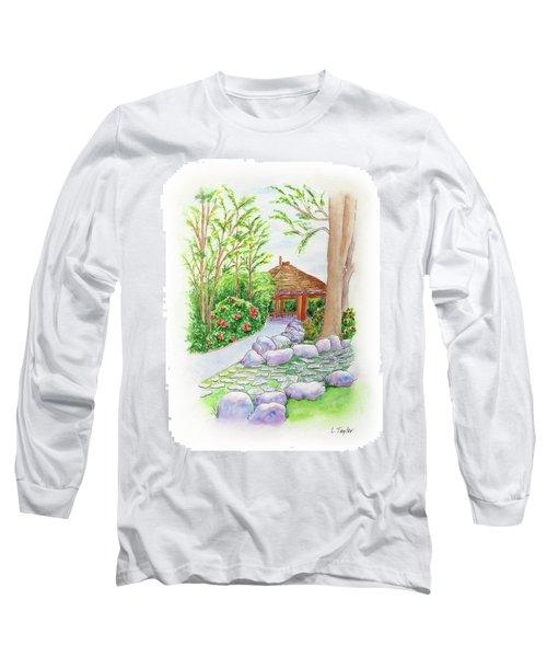 Pavilion Pathway Long Sleeve T-Shirt