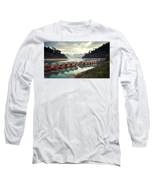 Peace On The Lake Long Sleeve T-Shirt