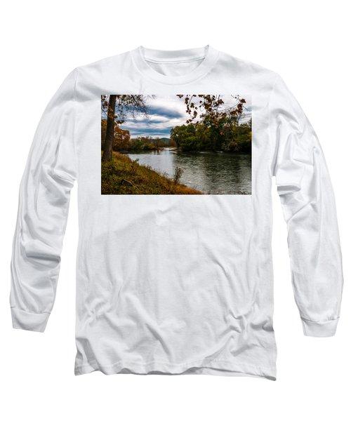 Peaceful River Long Sleeve T-Shirt