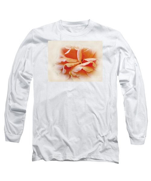 Peach Delight Long Sleeve T-Shirt