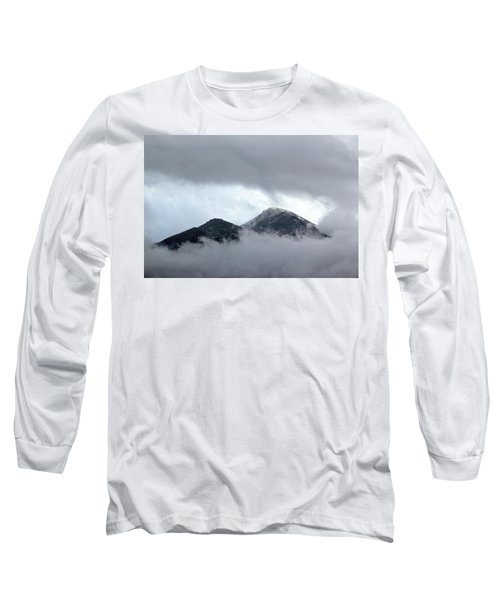 Peaking Through The Clouds Long Sleeve T-Shirt