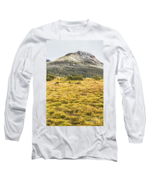 Peaks And Plateaus Long Sleeve T-Shirt