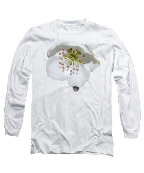 Pear Bloom Tee Shirt Long Sleeve T-Shirt