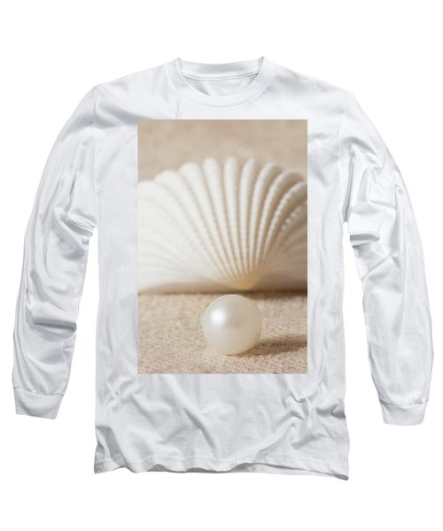 Pearl And Shell Long Sleeve T-Shirt