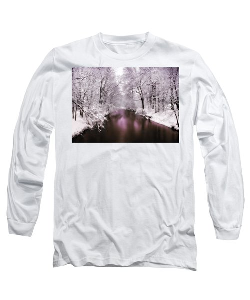Pearlescent Long Sleeve T-Shirt