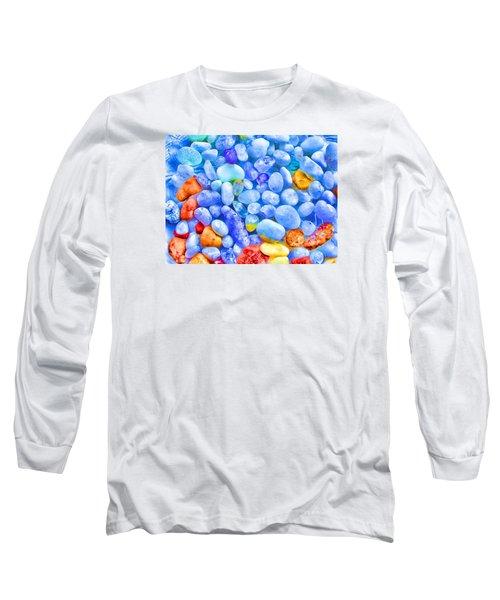 Pebble Delight Long Sleeve T-Shirt