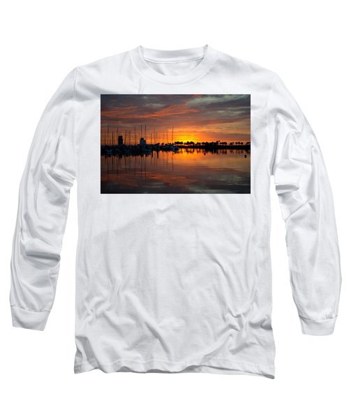 Peeking Sun Long Sleeve T-Shirt