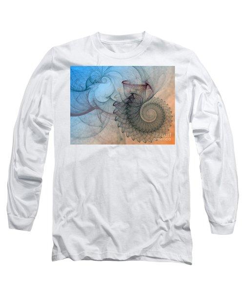 Pefect Spiral Long Sleeve T-Shirt