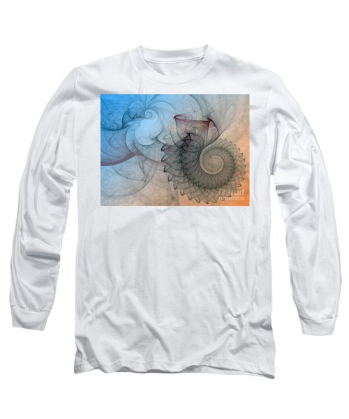 Pefect Spiral Long Sleeve T-Shirt