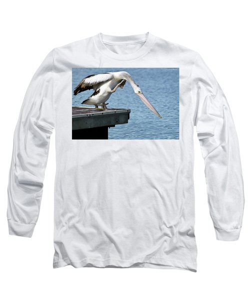 Pelican Beauty 66633 Long Sleeve T-Shirt by Kevin Chippindall