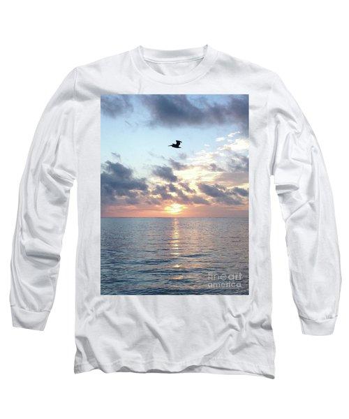Pelican Dawn Long Sleeve T-Shirt