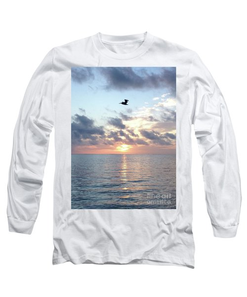 Pelican Dawn Long Sleeve T-Shirt