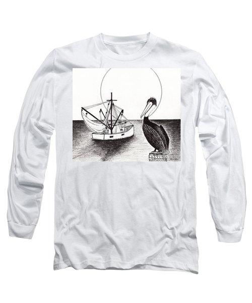 Pelican Fishing Paradise C1 Long Sleeve T-Shirt