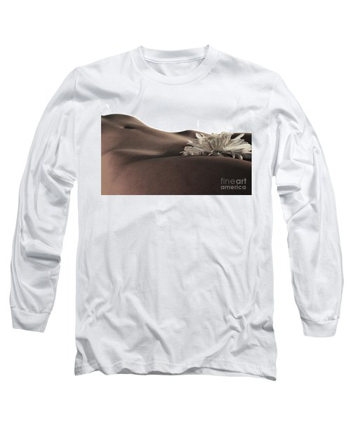 Pelvis Petals Long Sleeve T-Shirt