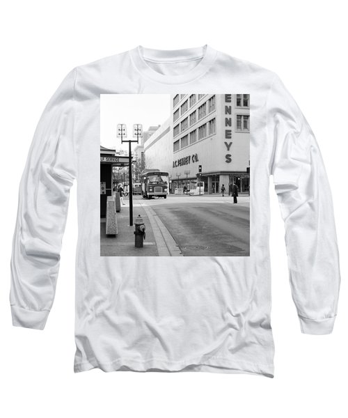 Penney's On The Mall Long Sleeve T-Shirt