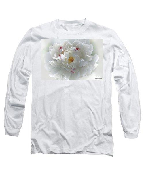 Peony Long Sleeve T-Shirt