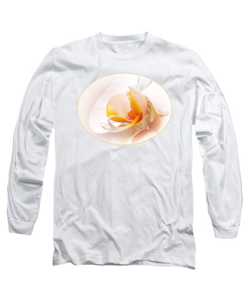 Perfection Long Sleeve T-Shirt by Gill Billington