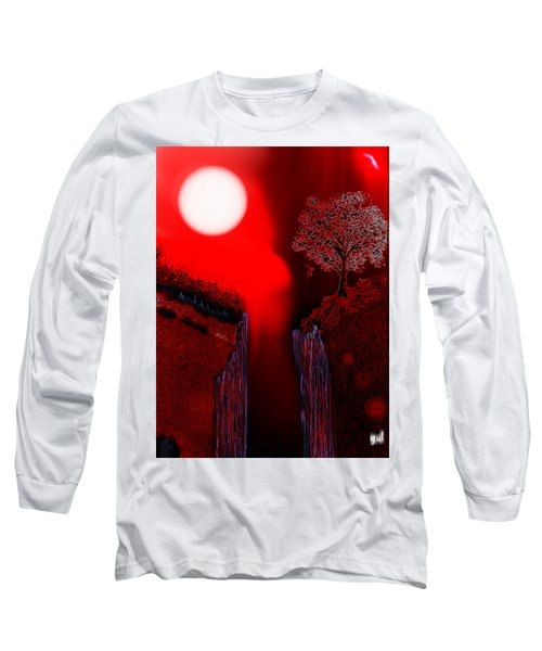 Perigee Moon 2 Long Sleeve T-Shirt