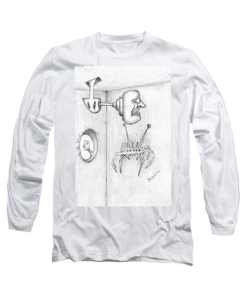 Permanent Fixture Long Sleeve T-Shirt
