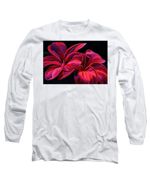 Petal Pageant  Long Sleeve T-Shirt