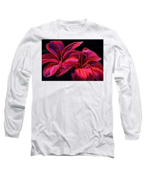 Petal Pageant  Long Sleeve T-Shirt